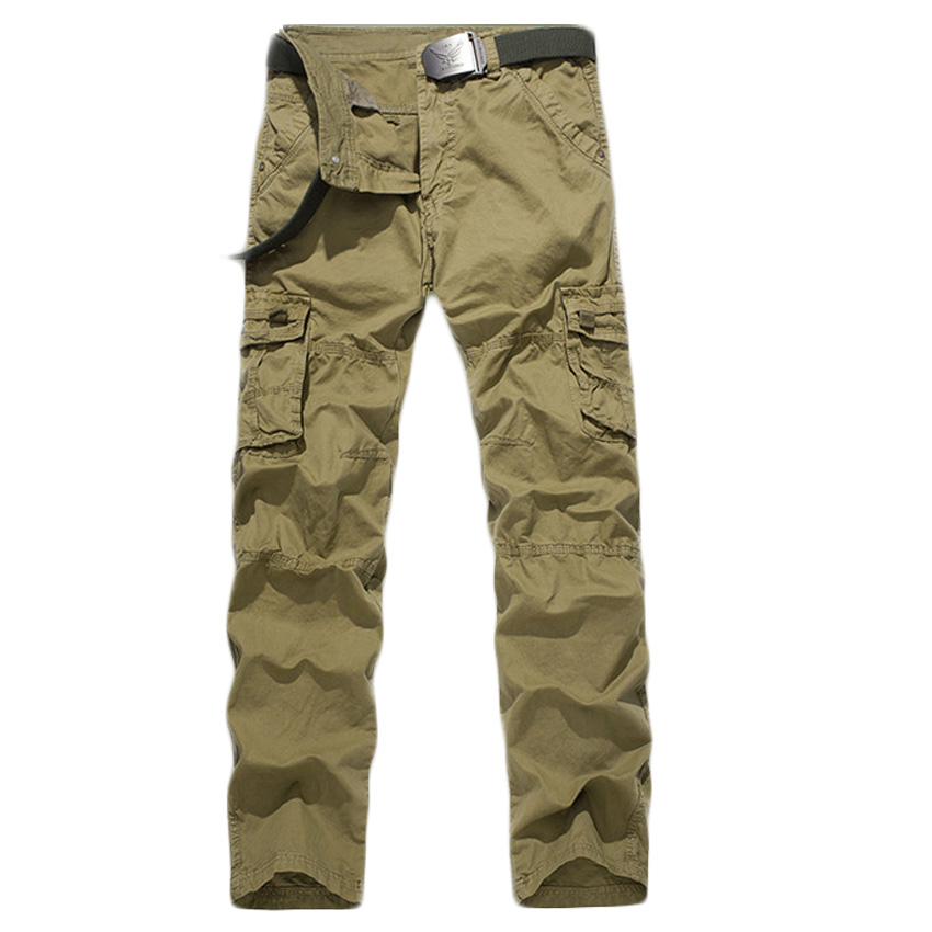 Popular Brown Cargo Pants-Buy Cheap Brown Cargo Pants lots from ...