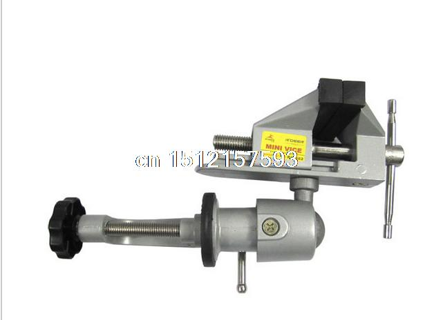 Flying deer RH-002 Alloy 360 degree rotating universal table vice, universal clamp units, universal vise