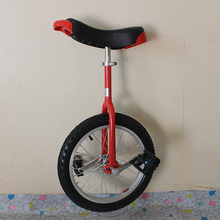 16/18/20/24inch Single wheel Bike aluminum wheel wheelbarrow Sport unicycle Shoulder Wheel Single Wheel Bicycle