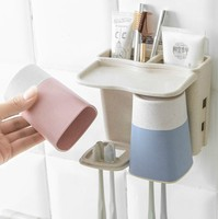 Korean couple daily necessities home bathroom wash set new strange small department store home daily necessities LO727220