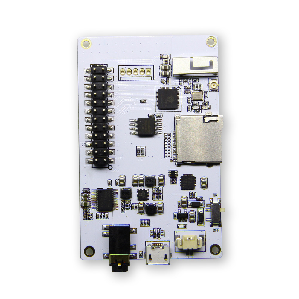 US $22 5 |TTGO Tm Music Albums 2 4 Inch PCM5102A SD Card ESP32 WiFi +  Bluetooth Module-in Replacement Parts & Accessories from Consumer  Electronics on