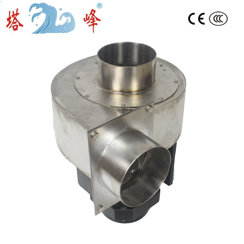 370w-os kicsi ipari, 100 mm átmérőjű cső maratott gázelszívó - Elektromos kéziszerszámok - Fénykép 3