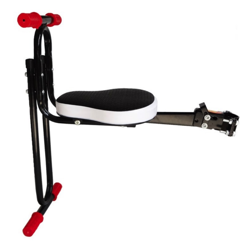Portable Electric Baby Childs Bicycle Bike Chair for Bicycle Saddle Children Folding Seat Chair MTB Mountain Cushion Chair Pedal children s tricycle baby pedal childs vehicles children s toys