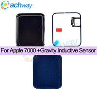 For Apple Watch 7000 Series LCD Touch Screen Display Digitizer Assembly+Gravity Inductive Sensor Coil For Apple Watch LCD Repair