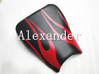 For Honda CBR 1000 RR 2004 2005 2006 2007 Scooter Front Rider Seat Leather Foam Plastic Cover Cushion CBR1000RR CBR 1000RR