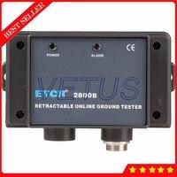 ETCR2800B Бесконтактное Сопротивление заземления онлайн метр тестер детектор