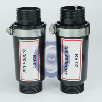 цена на 0-600mabr high pressure relief valve used for pressure air ring blower/vacuum pump/CNC touter machine