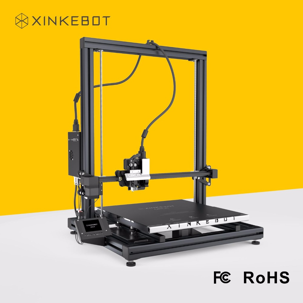 XINKEBOT Orca2 Cygnus 3D Metal Printer Accuracy 3D Printer Large Size 410x410x480mm Support Multi Material