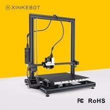 XINKEBOT Orca2 Лебедь 3D Металл Принтер Точность 3D Принтер Большой Размер 410 х 410 х 480 мм Поддержка Нескольких материал