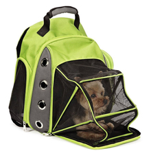 Pet Dog Outdoor Carrier Fold-able Backpack