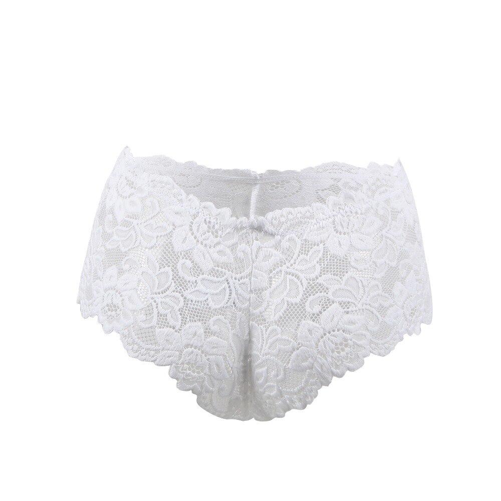 77eace51d98 Woman Thongs Hot Woman Underwear Floral Lace Transparent Panties Culotte  Femme Plus Size 6XL Ladies Underwear Lace Briefs PW5059
