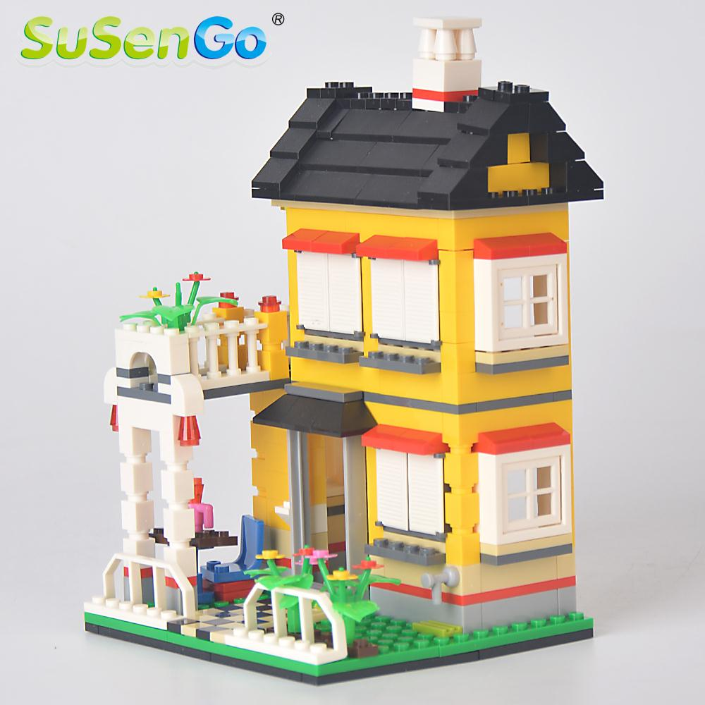 Brand building block
