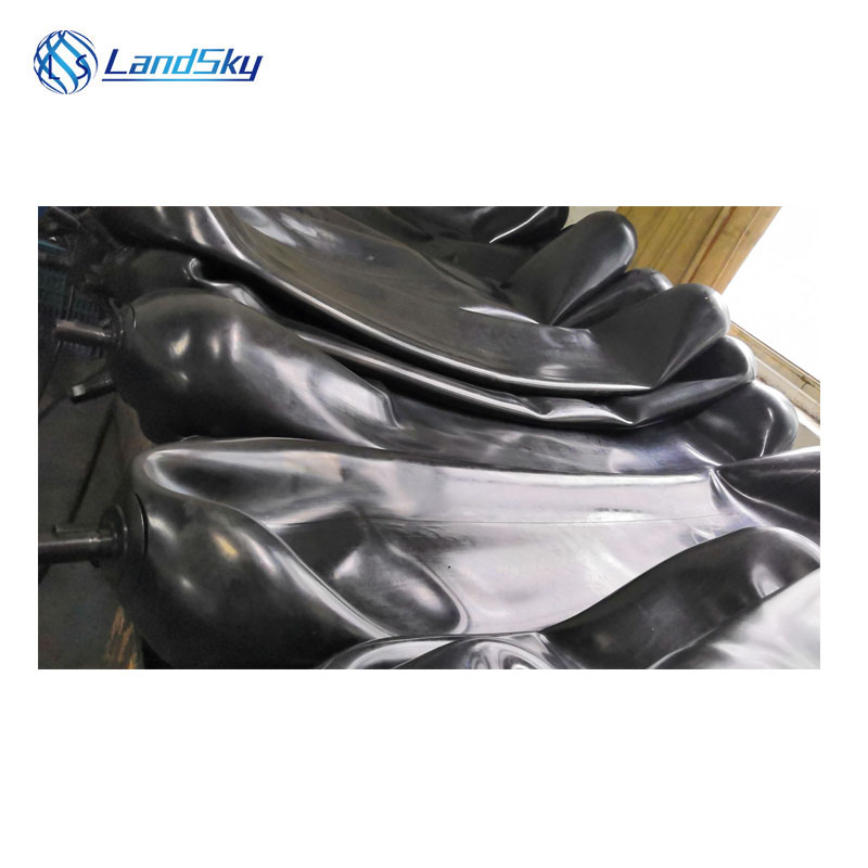 Nitrogen refill inflatable bladder seal inflatable rubber bag industrial air bladder NXQ 25 31 5 L 25liter hydraulic accumulator in Valves Parts from Automobiles Motorcycles