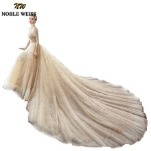 NOBLE WEISS Wedding Dress 2019 Ball Gown Bridal Gowns