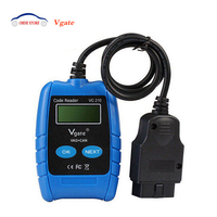 Portatile Vgate VAG + CAN VC210 Obd2 Auto Strumento Diagnostico VGATE Vc210 Auto Scanner interfaccia Diagnostica