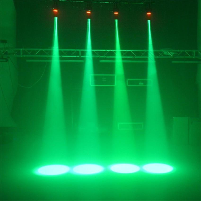 Thrisdar 5W Mini LED Beam Pinspot Light  Mirror Balls DJ Disco Effect Stage Lamp DJ KTV Bar Party Show Stage Light