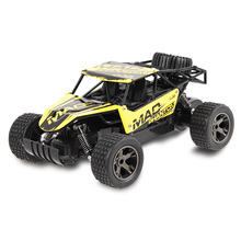 2 4GHz 1 18 RC Car RTR 20km h Racing Car Truck With Impact resistant PVC