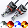 1 Set 40 2 80W H8 Angel Eyes LED Marker XENON White 7000K For BMW E90