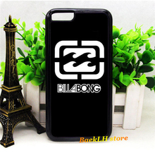Billabong Logo fashion case cover for iphone 4 4S 5C 5 5S SE 6 6S 6 plus 6s plus 7 7 Plus #jk197