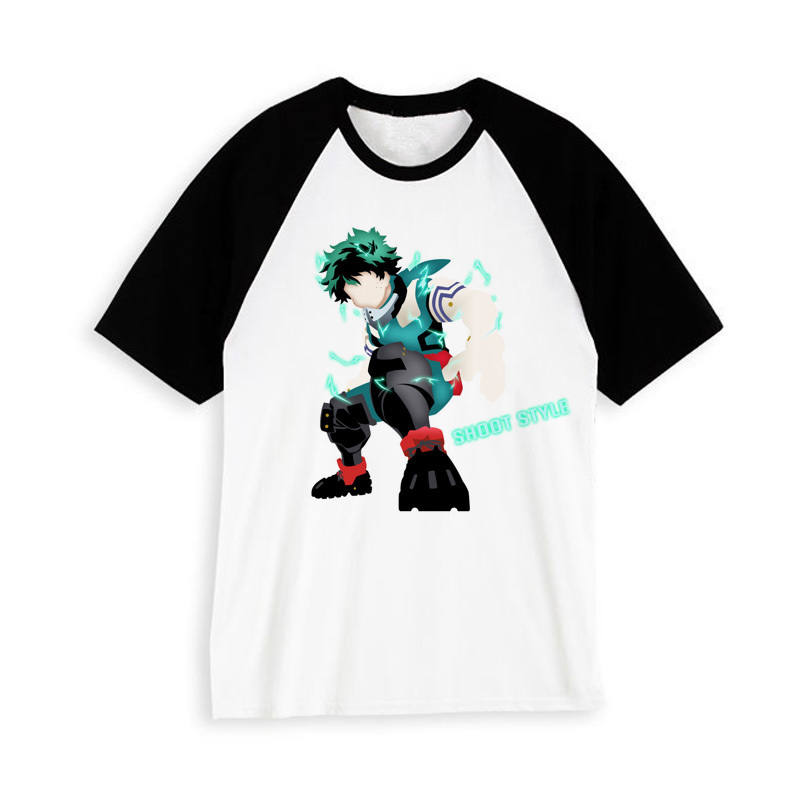 Paint Boku No Hero Academia Shirt