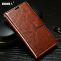 Nova marca de alta qualidade pu leather case para sony xperia x xa xp x desempenho idools xz x compact casos de cobertura de carteira titular do cartão