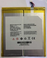 цена на 6800mAh LI3768T42P5HC8B645 Battery For ZTE V11A, V11, V7E 3.7V tablet PC battery Free Shipping
