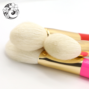 Image 3 - ENERGY Brand Professional 19pcs Colorful Rainbow Makeup Brush Set Make Up Brushes +Bag Brochas Maquillaje Pinceaux Maquillage