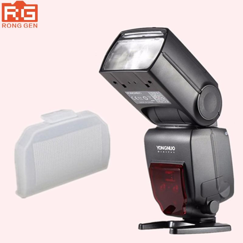 Yongnuo YN660 GN66 2.4 ГГц Беспроводной Speedlite HSS 1/8000 s Мастер как YN560 IV для Canon Nikon Pentax Olympus Камеры