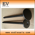 For Forklift engine K21 intake and exhaust valve