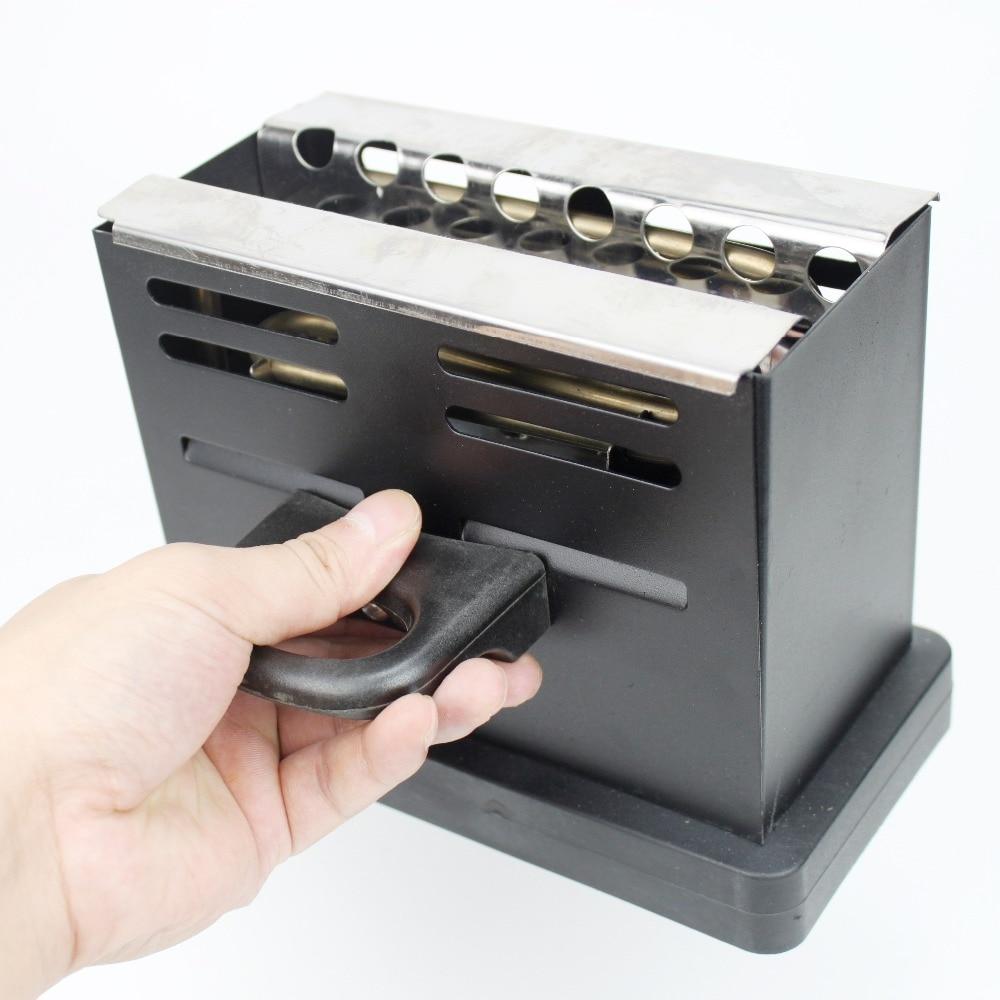Arabian Shisha Charcoal Burner With Handle Hookah Charcoal Heater For Shisha Charcoal Stove Hookah Accessories 220V