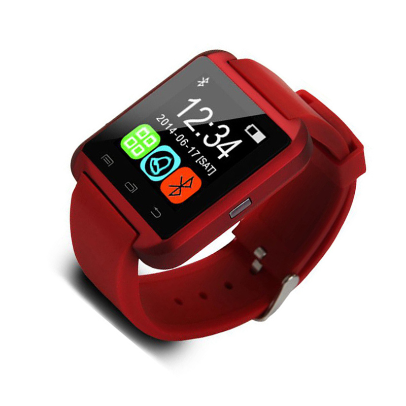 Bluetooth font b Smartwatch b font U8 U Smart Watch For Smartphones Smart Watch Whatsapp