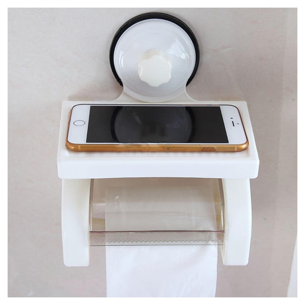 KSOL Wasserdichte Toilettenpapierhalter Tissue Walzgerüst Box mit ...