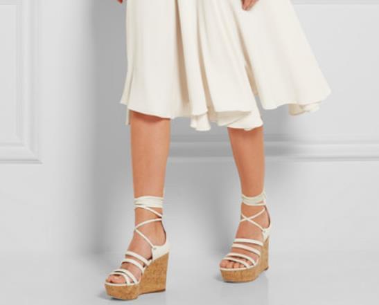 2019 Croix De Femme Bout Blanc Talon Super Gladiateur Solide Lacets Coins Cheville Taille Mode Haute Pour Couleur À 34 attaché Ouvert Chaussures 08f06