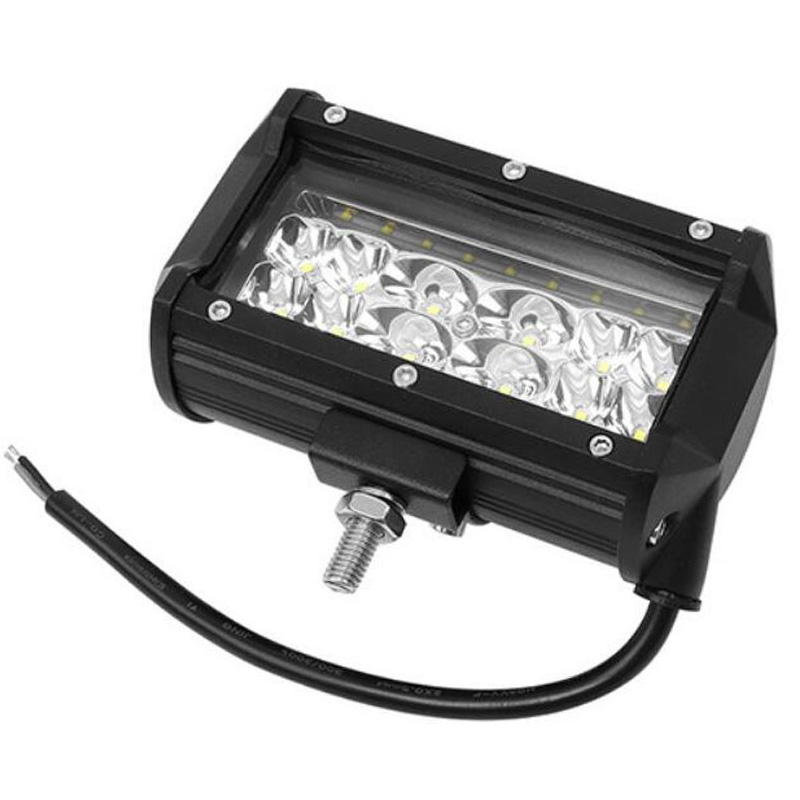 Image 4 - LED Work Light Bar 168W 5inch Headlights for Tractor Boat ATV  SUV Jeep Truck Driving Lamp Combo led Beams Offroad Fog Lights-in Light Bar/Work Light from Automobiles & Motorcycles