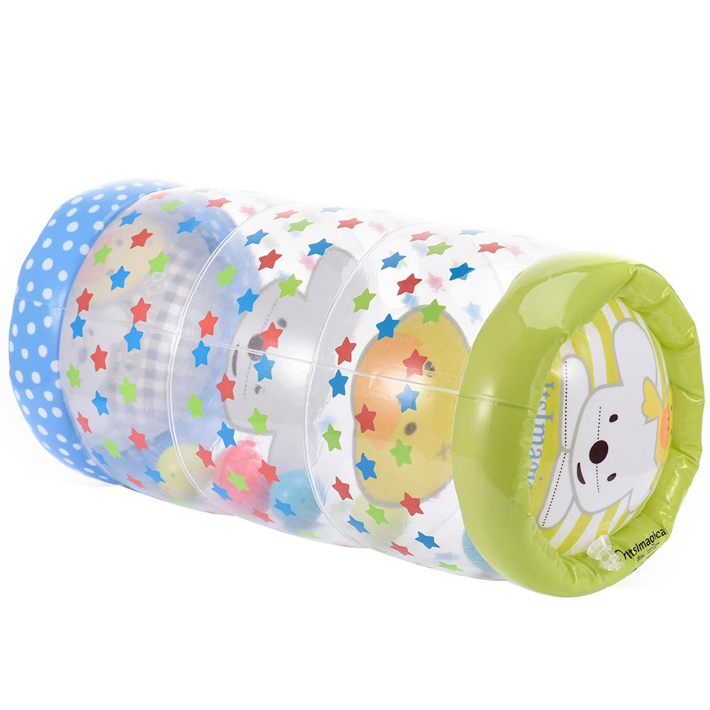 Baby Crawling Plastic Training Roller Infant Durable Roller Bao Exercise Early Learning For Infants Toddlers Toys For Children