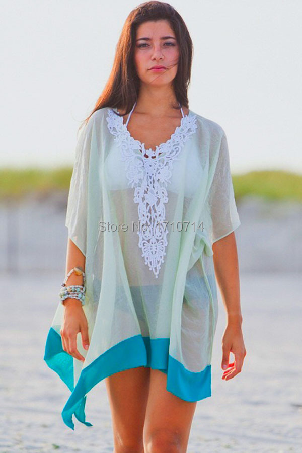 Summer beach cover up dresses