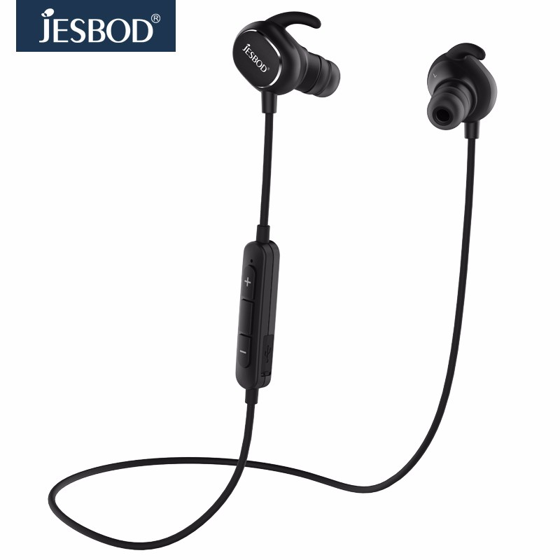 Luxury Sets Stereo music Headset Wireless Bluetooth 4 1 Earphone Sport Earbuds with Microphone Hands free