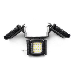 Image 2 - Startrc DJI Mavic Không Drone Quadcopter Có Camera Mở Rộng Lanidng Bánh Răng Và Đèn LED Bộ Cho DJI Mavic Không Khí