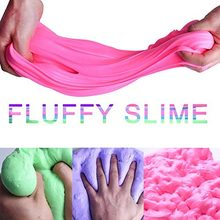 2019 Slime Toys Clay Air Dry Plasticine Charms Slime Fluffy Light Soft Polymer Fimo Clay putty Jumping DIY Playdough for Kids(Hong Kong,China)