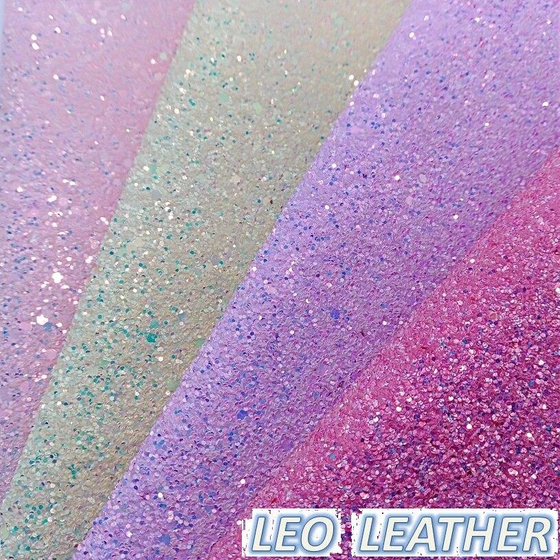 Синтетическая кожа Искусственная кожа ткань блеск Коренастый glittle кожа для шитья ткани DIY кожа P519