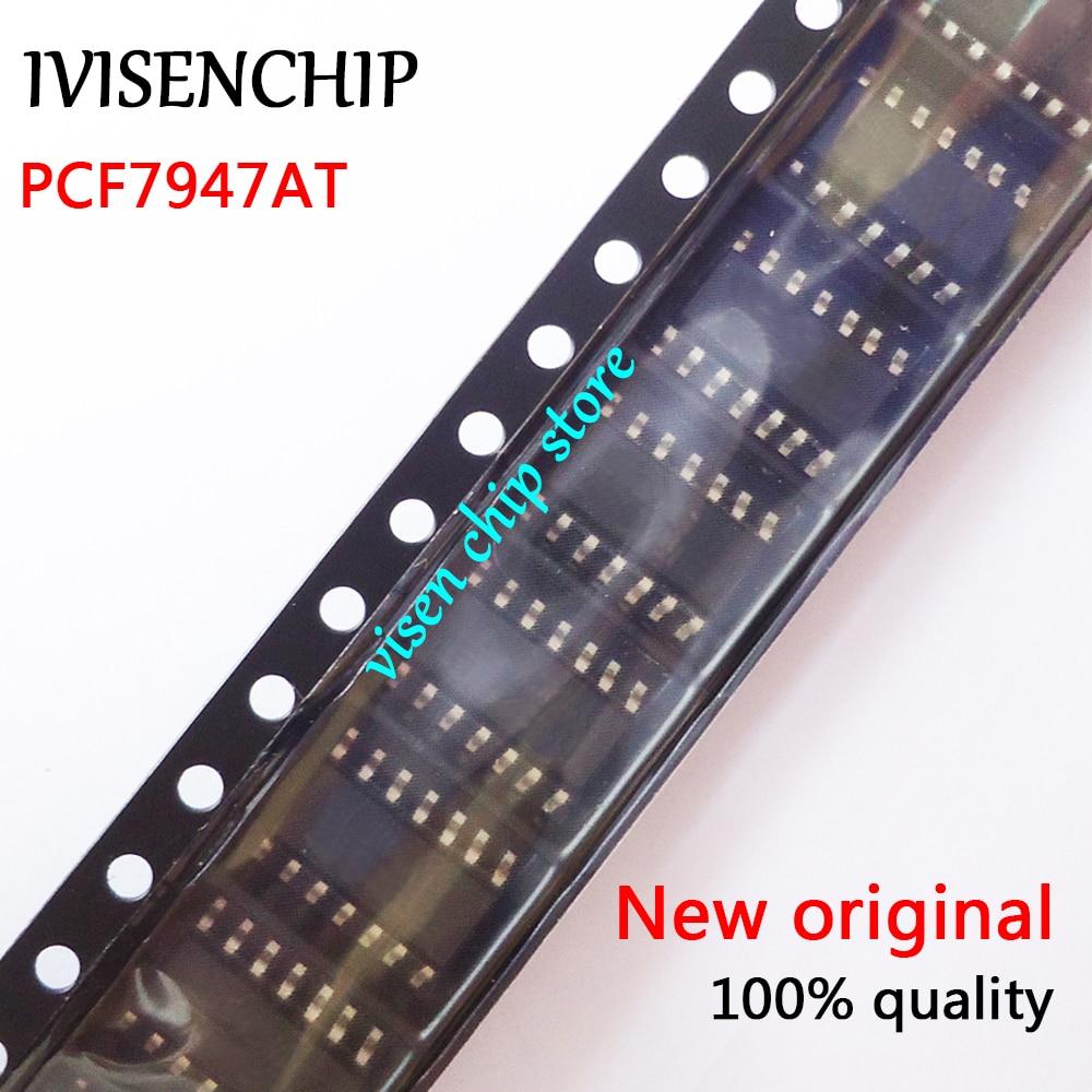 5 10pcs PCF7947AT PCF7947 SOP 14Integrated Circuits   -