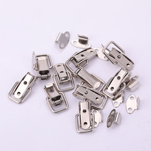 Luggage Box Buckle Hardware Accessories Woodworking Hinge Total Length Of About 30mm Width 15mm Hole Distance 14mm Aperture 3mm