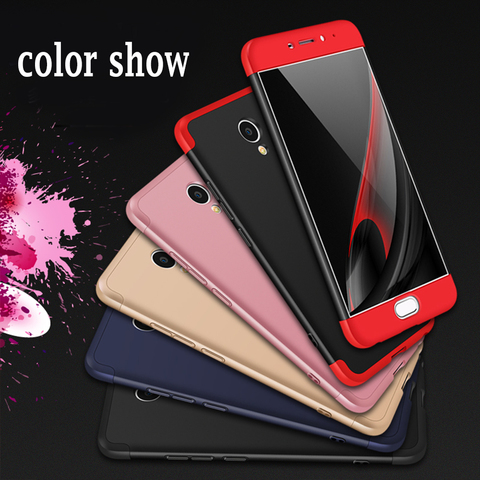 AXBETY For Meizu m6 Note Cass Full Protect Cover Ultra Thin Hard Hybrid Plastic Cases For Meizu M6 Note Case For Meizu M5 Note Lahore