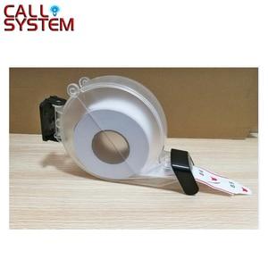 Image 2 - La Machine de distributeur de tickets de file dattente prend un Ticket de numéro pour le système de gestion de file dattente