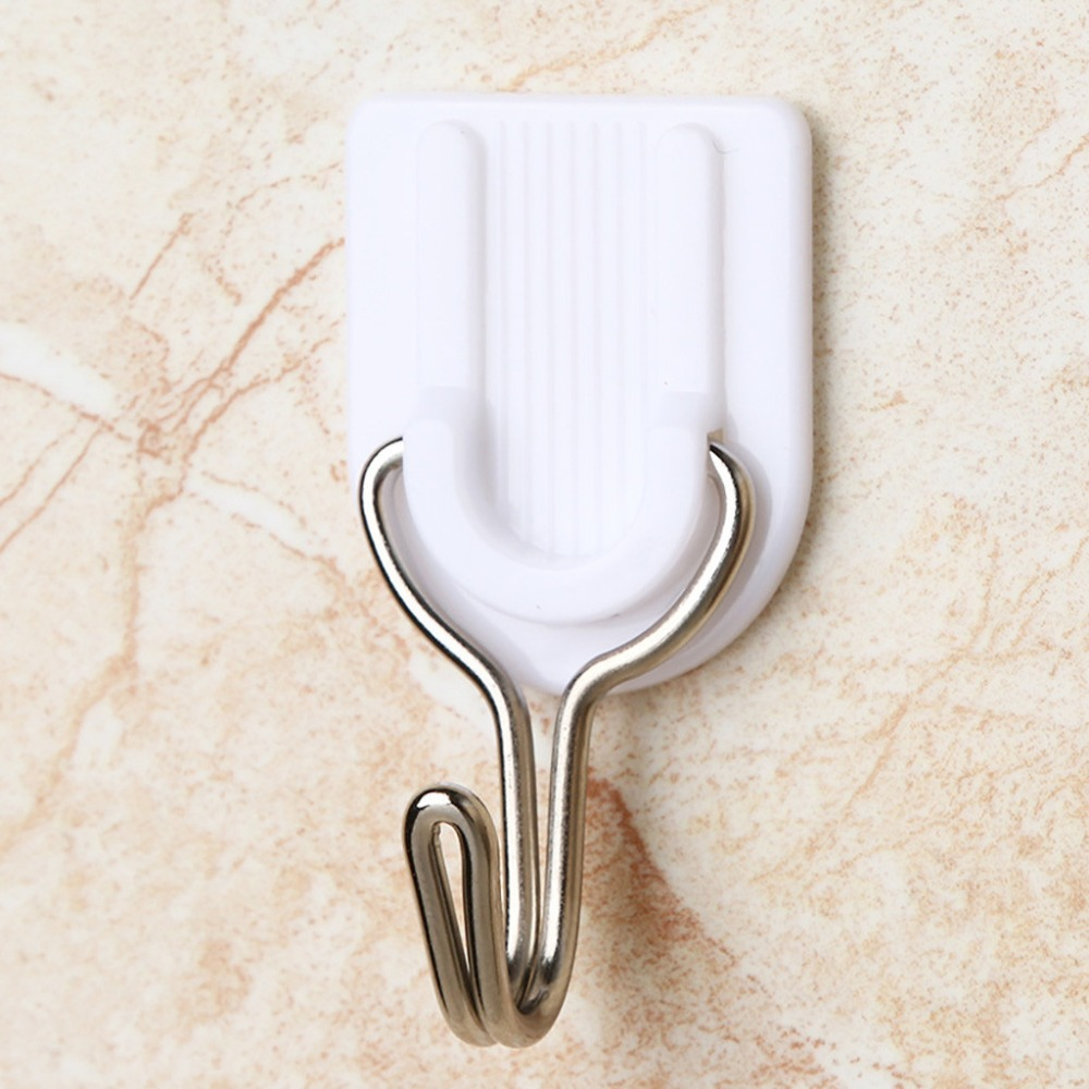12 pcs High Strong Adhesive Hook Wall Door Sticky Hanger Holder Kitchen Bathroom Accessories load 1.5kg Hooks Wholesale s00612 pcs High Strong Adhesive Hook Wall Door Sticky Hanger Holder Kitchen Bathroom Accessories load 1.5kg Hooks Wholesale s006
