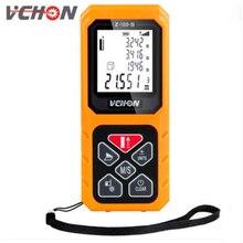 Best Buy VCHON high precision 40M Laser range finder digital laser distance meter instrument laser electronic measuring room equipment
