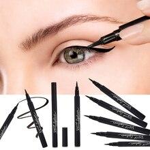 Professional Liquid Eyeliner Pen Make up Eye Liner Pencil 24 Hours Long Lasting Water-Proof Eyeliner цена