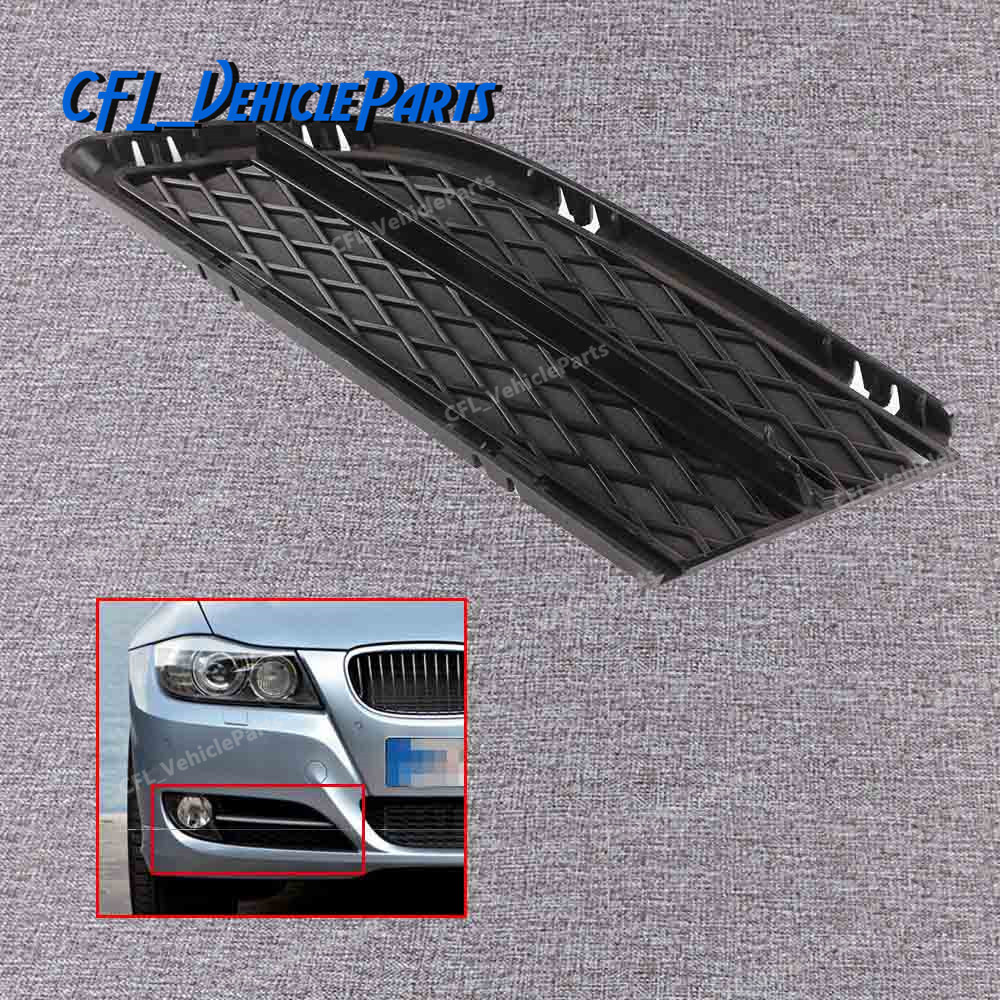 1x For BMW 3 Series E90 E91 LCI 2009-2012 Right Driver Side Front Bumper Grille