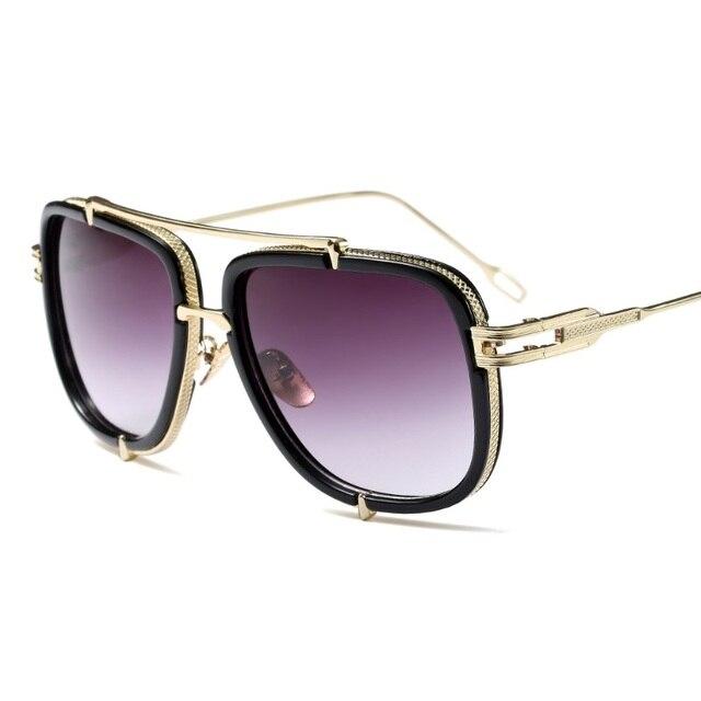 ad87192ee637 Fashion Designer Men Sunglasses Modern Luxury Square Sun Glasses Stylish  Smart Men Women Sunglass UV400
