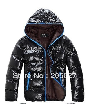 NEW Brand winter autumn fashion outerwear cotton-padded jacket mens wadded coats jackets men's  casual lovers wadded jacket